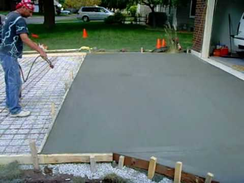 How To Cure & Seale New Concretewww.SealGreen.com 800-997-3873