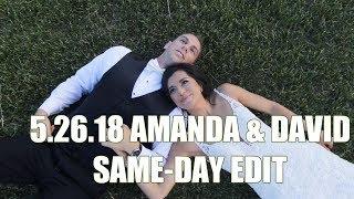 Springfield, Illinois Wedding Highlight