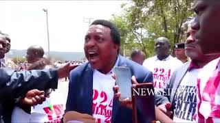 HOW SUPPORTERS OF GOVERNOR MUTUA CLASHED WITH THOSE OF WAVINYA NDETI IN MACHAKOS