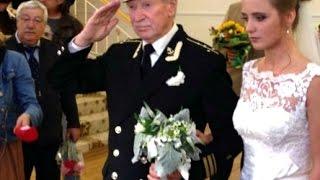 Нонсенс!!! 84 летний актер Иван Краско женился на 24 летней студентке