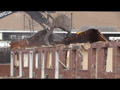 Motel Demolition