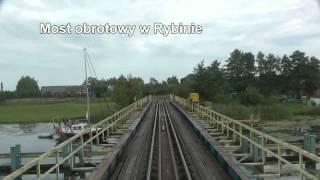 ŻKD Żuławska Kolej Dojazdowa Nowy Dwór Gdański - Prawy Brzeg Wisły x5
