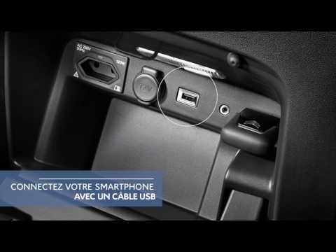 Citroën C4 Picasso : Connectez votre Smartphone à votre véhicule avec Mirror Screen