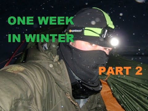 One week in Winter...Part 2