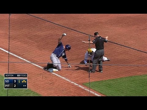 SD@PIT: Smith plates three with triple to...