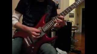 реквием по мечте на электро гитаре