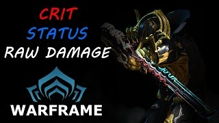 Warframe - 3 Melee Builds To Rule Them All