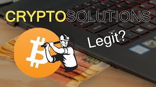Should You Invest In CryptoSolutions? (HYIP Analysis)
