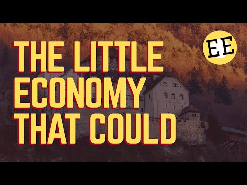 The Mighty Economy of Liechtenstein