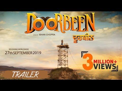 DOORBEEN | Official Trailer | Ninja | Wamiqa Gabbi | Jass Bajwa | Jasmin Bajwa | Yellow Music