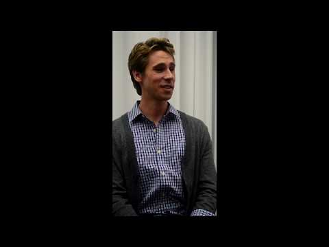 First Chair Theatre Interview - Brenden MacDonald