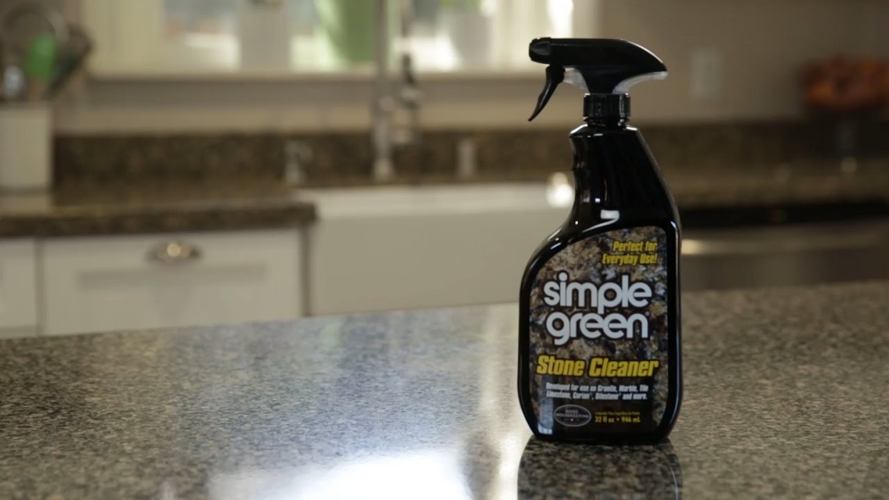 Simple Green Stone Cleaner Product Overview