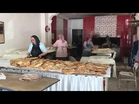yöresel yalvaç ekmeği yapımı hamırsız