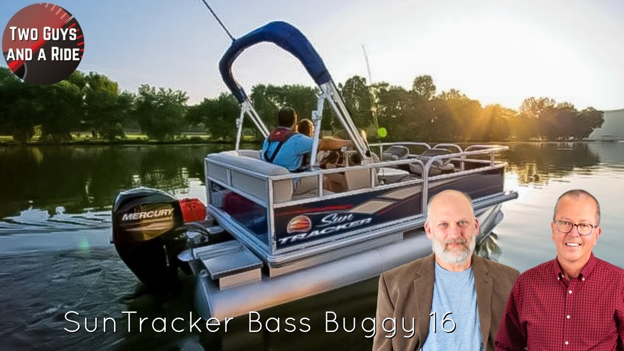 Sun Tracker Bass Buggy 16 Xl Pontoon For 2020 Youtube