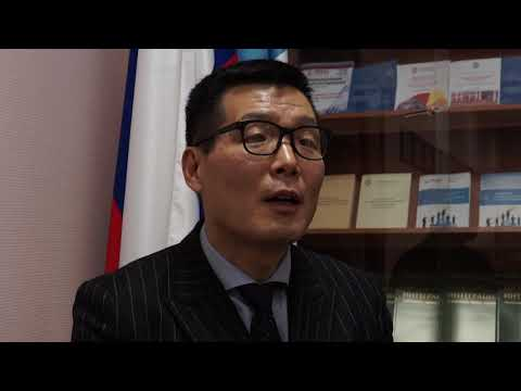 Интервью с консулом Ген. консульства Республики Корея в СПб Сон Иль Сок | Открытая Академия