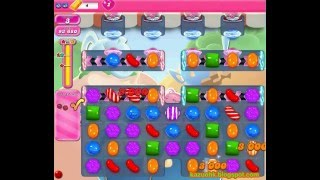 Candy Crush Saga - Level 1606 (3 star, No boosters)