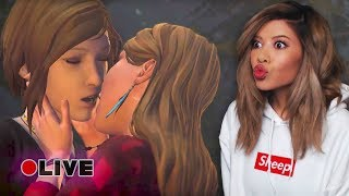 GETTING IN ON THAT KISS 👄 - Life is Strange: Before the Storm Ep2 Pt2