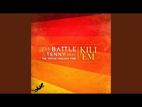 Kill'em (feat. Mr. Vegas, Walshy Fire) (Radio Edit)