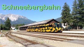Schneebergbahn in Puchberg / Sommerspezial 2014