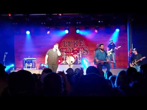 Sheriff you want to by Luke Combs (live)