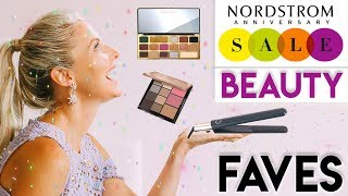 Nordstrom Anniversary Sale BEAUTY Favorites!