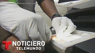 Ajustes para visas de comprometidos con ciudadanos   Noticiero   Noticias Telemundo