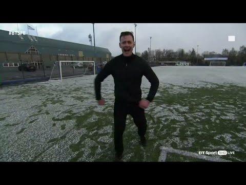Chris Sutton's hilarious impression of Celtic skipper Scott Brown