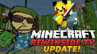REWINSIDE.TV UPDATE + UNGE MAP! - Jump Down | TheBietz