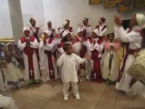 Eritrean Orthodox Mezmur Niniesinetey kristiansand church