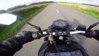 Yamaha MT 125 ABS 0-60 & Top speed 2nd attempt #4