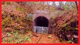 Along Old Railways Chepstow - Tintern Quarry