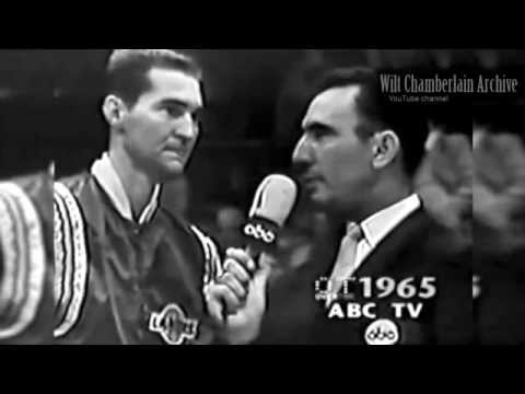 Jerry West on NBA record 46.3ppg against Baltimore 1965 Playoffs (Interview)