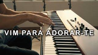 Vim Para Adorar-Te - Matheus Rizzo - Pra Cantar Junto (playback) IASD