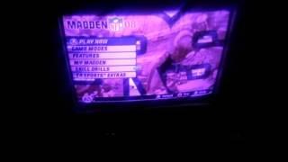 Madden NFL 08 Xbox