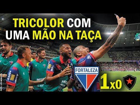 Fortaleza 1 x 0 Botafogo-PB: Tricolor com uma mão na taça do Nordeste