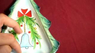 Ebay Auction: Holt Howard 1959 Christmas Candy Dish