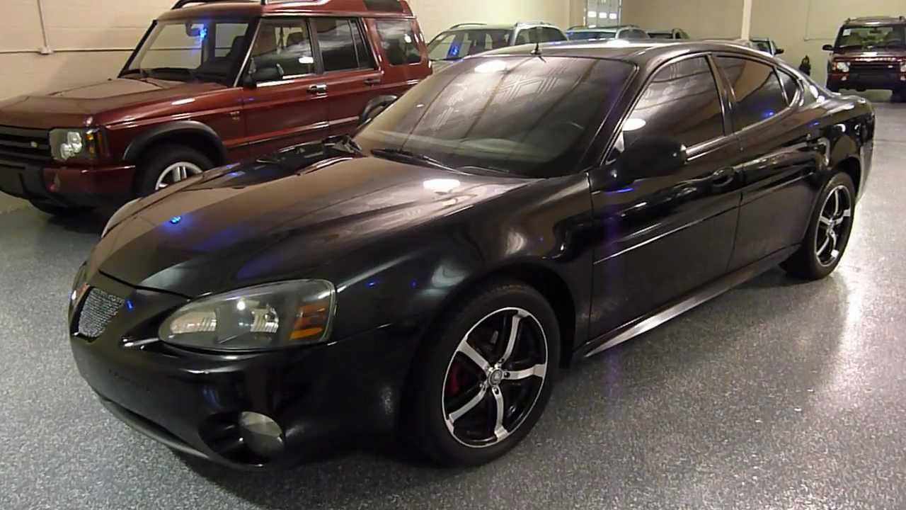 2004 pontiac grand prix gt2 [ 1280 x 720 Pixel ]