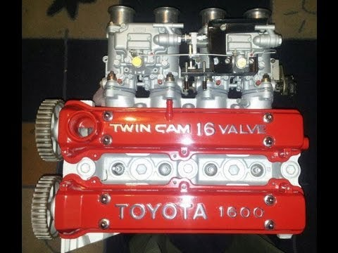 toyota corolla ae86 gt coupe twin cam 16v