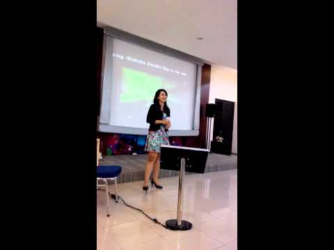 Bahasa Kalbu (Lomba Karoke Bank Mandiri)