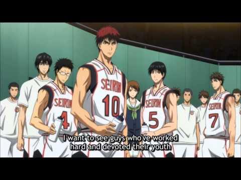 Kuroko no Basket 2 - EP 10 - Kuroko gets angry