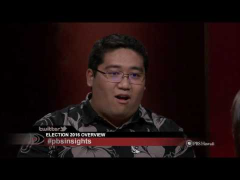 INSIGHTS ON PBS HAWAII: Election 2016 Overview