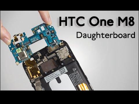 Daughterboard for HTC One M8 Repair Guide