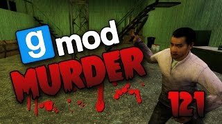Exploding Gas Cans, Fortbuilding, & Parkour! (Gmod Murder #121)