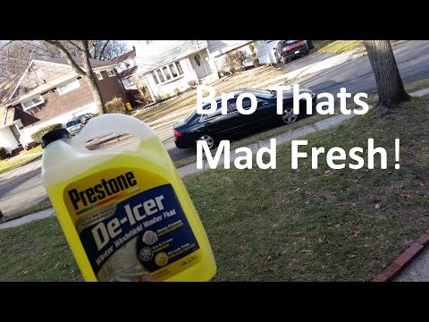 How to add windshield washer fluid to your car