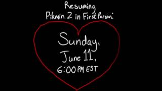 Live stream Resumption! - Pikmin 2 in First Person