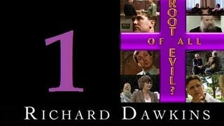 Richard Dawkins - The Root of All Evil? - Part 1: The God Delusion [+Subs]