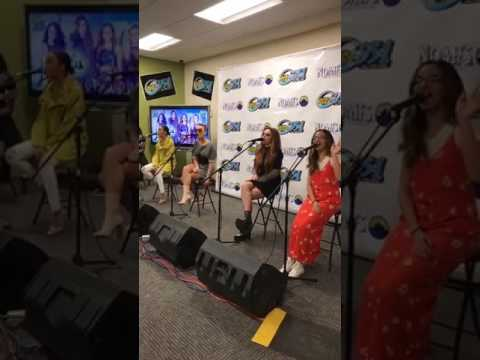 Little Mix with K HOP 95.1 - Shout Out To My Ex and Touch Acoustic Performance