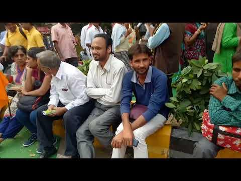 """PART I """"PROUTIST SARVA SAMAJ"""" AGITATION AT SANSAD MARG, NEW DELHI"""