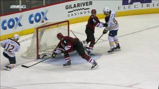 Gionta absolutely robbed by Domingue