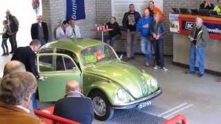 VW Super Beetle 1303 1973 auctioning @ classic car auction